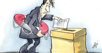 izbori karikatura
