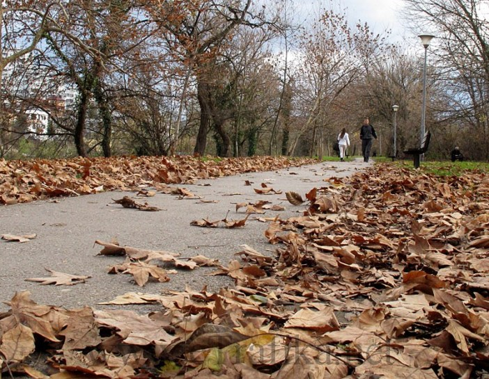 Šetalište pored Vrbasa