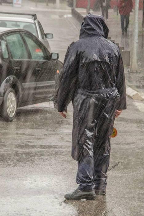 Kišni policajac