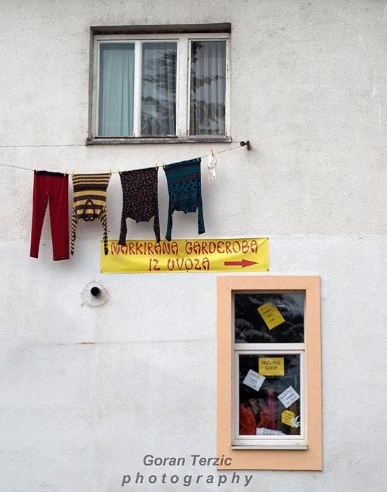 Markirana garderoba