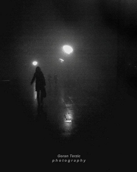 Odlazak u noć