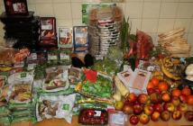 hrana iz kontejnera