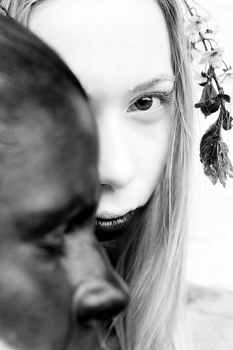 Kultura i umjetnost, Crno bijeli svijet u boji, Amra Topić