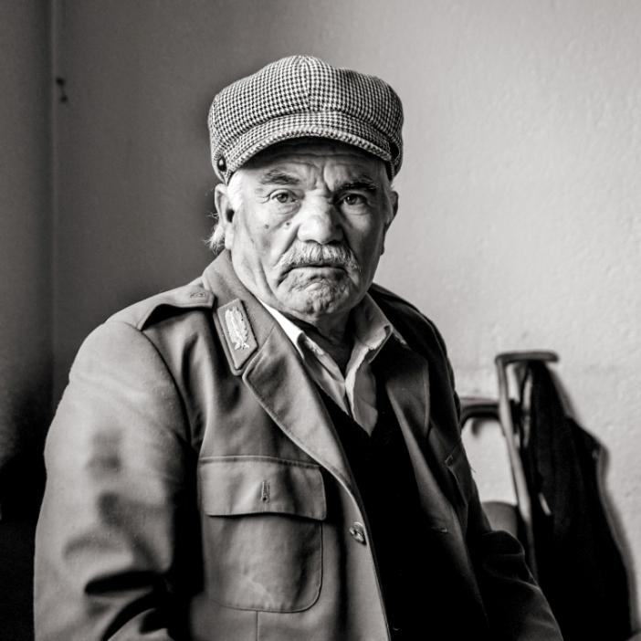 Ljudi mog grada, Stari lugar Drago, Siniša Plavšić
