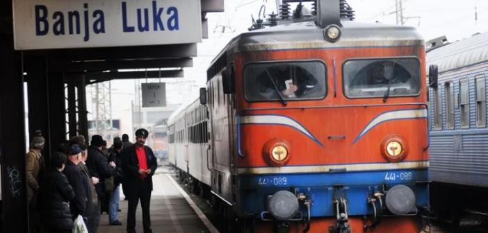 Željeznice RS