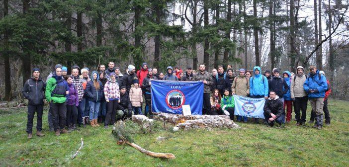 Planinari i prijatelji šetali u spomen na Marka Stanojevića (FOTO)