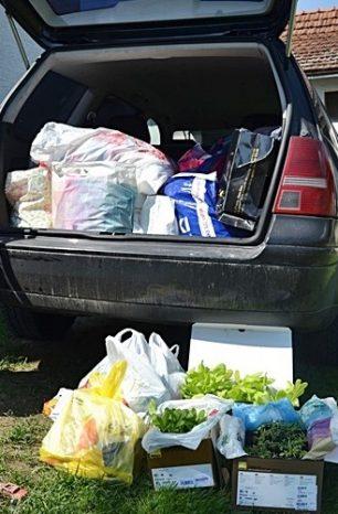 Čitaoci eTrafike i humanitarne organizacije donirali pomoć za Gašiće
