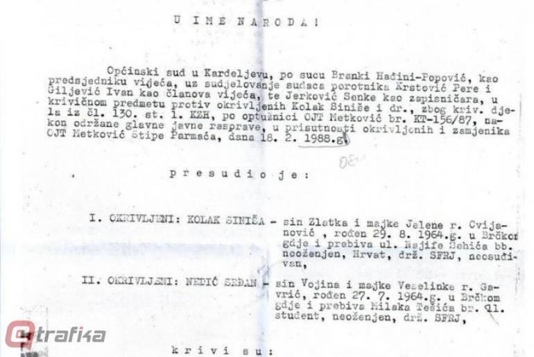 Slučajevi Delalića i Labotića nisu usamljeni: Sudija iz Brčkog osuđivan zbog krađe