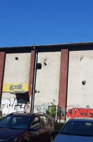 """Za sada nema gradnje ulice na mjestu kina """"Kozara"""""""